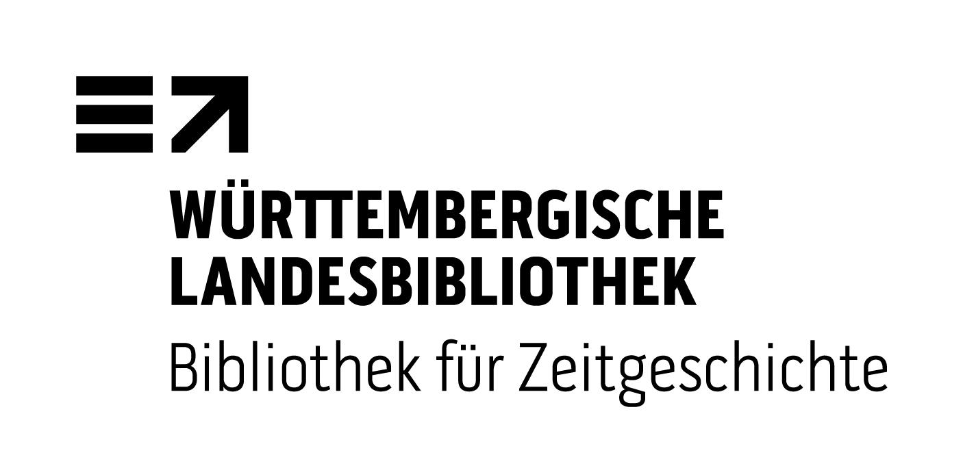 Bibliothek für Zeitgeschichte in der Württembergischen Landesbibliothek