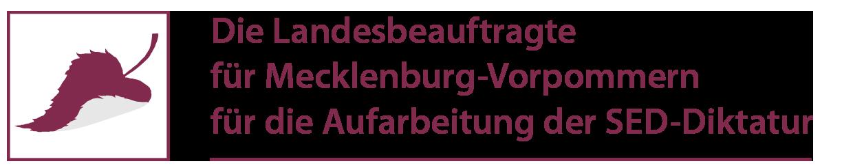 Landesbeauftragte für Mecklenburg-Vorpommern  für die Aufarbeitung der SED-Diktatur