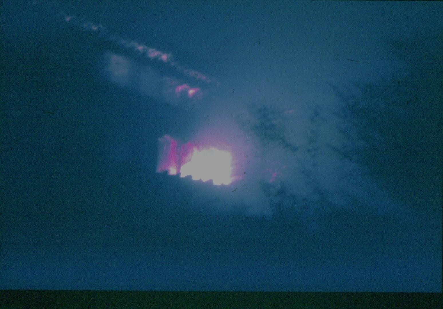 Haus Olbrichweg 14 in der Brandnacht