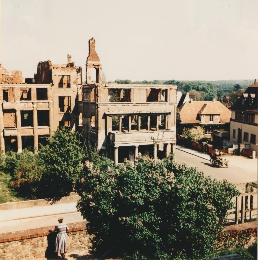 Haus Olbrichweg 14 im Jahr 1952<br />