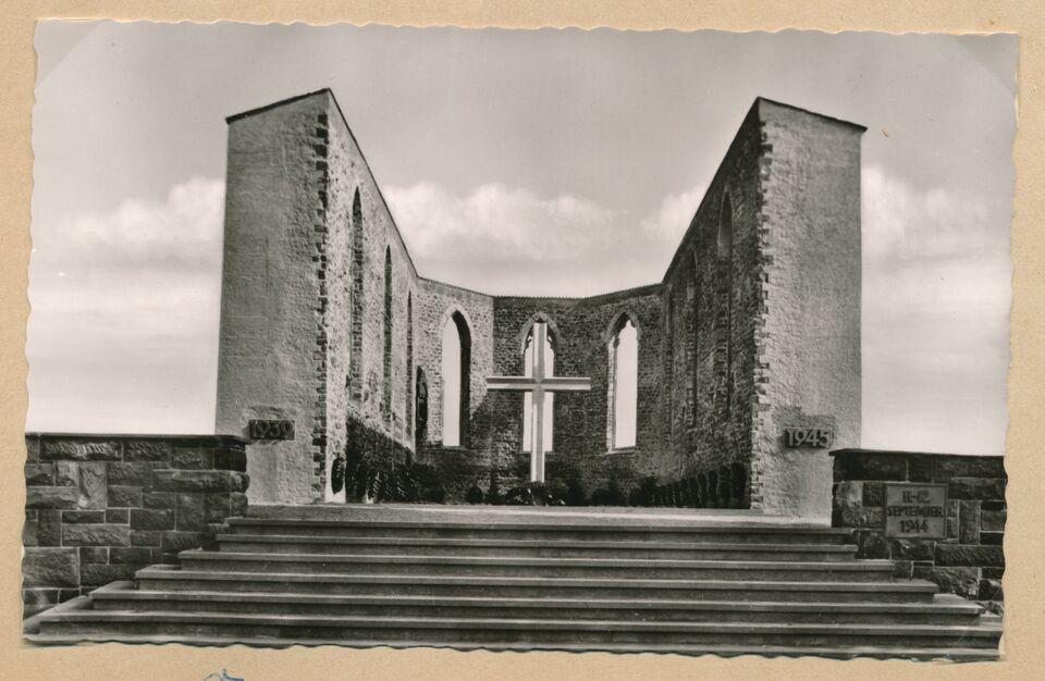 Stadtkapelle nach der Umgestaltung zur Gedenkstätte