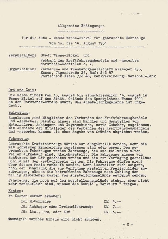 Allgemeine Bedingugen für die Automesse Wanne-Eickel, 1951.jpg