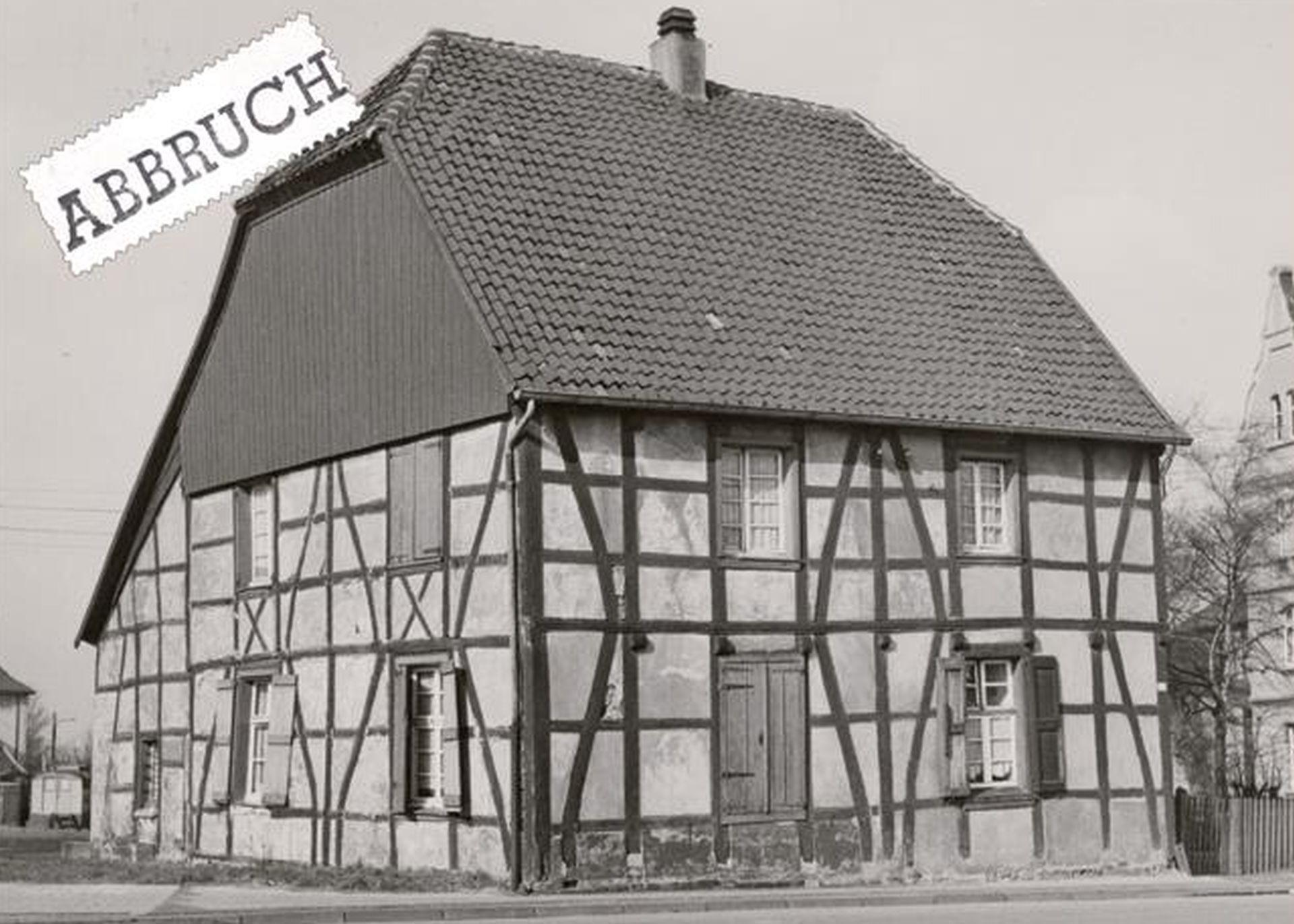 Die ehemalige Cranger Schule, 1960er Jahre.jpg