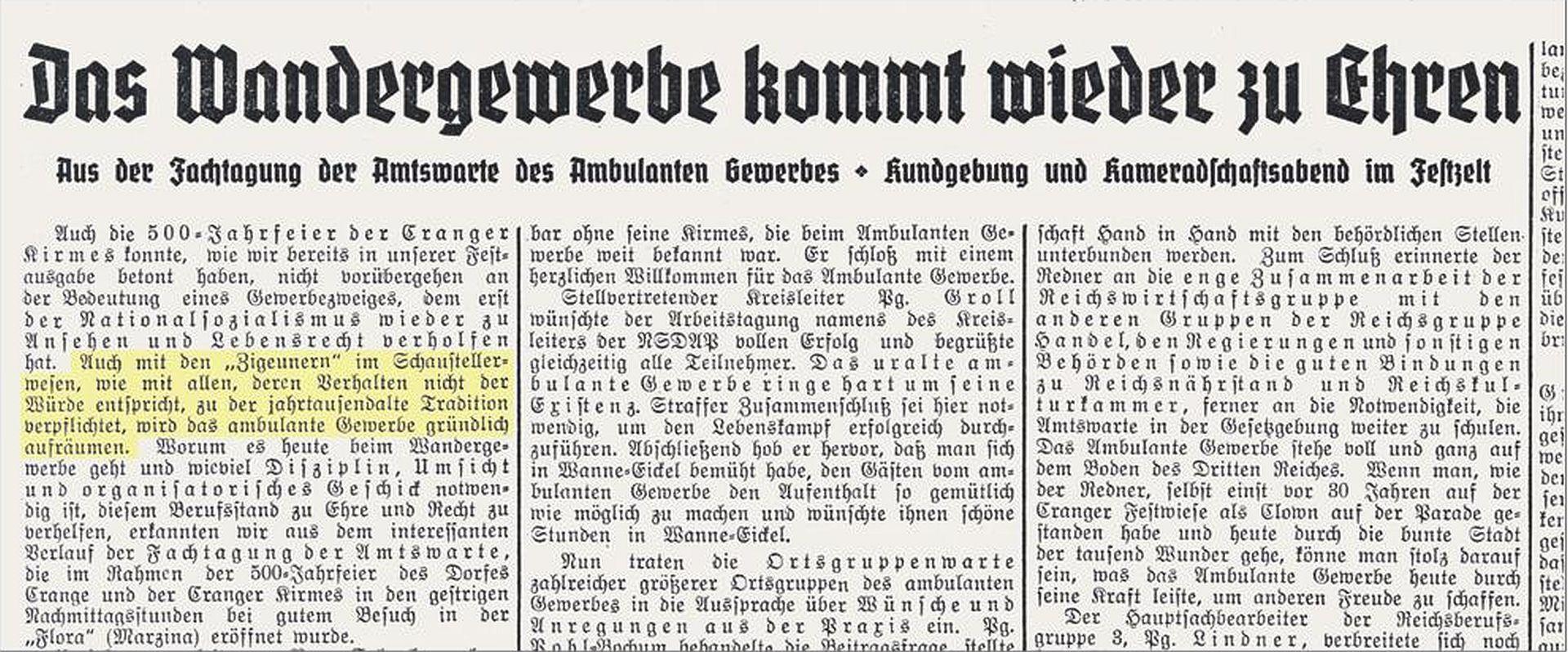 Westfälische Landeszeitung Rote Erde vom 13.08.1935.jpg