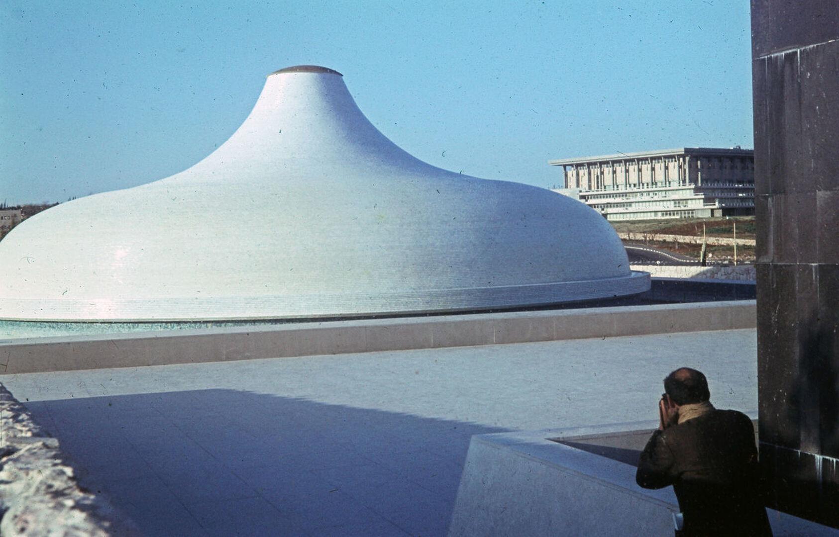 Neuwa - Jerusalem Schrein des Buches - 1966-67 - WDR Digit.JPG