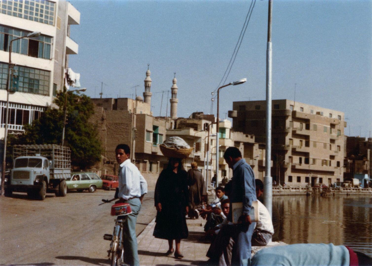 Benno Butter - Ägypten 1984 - Bild privat.jpg