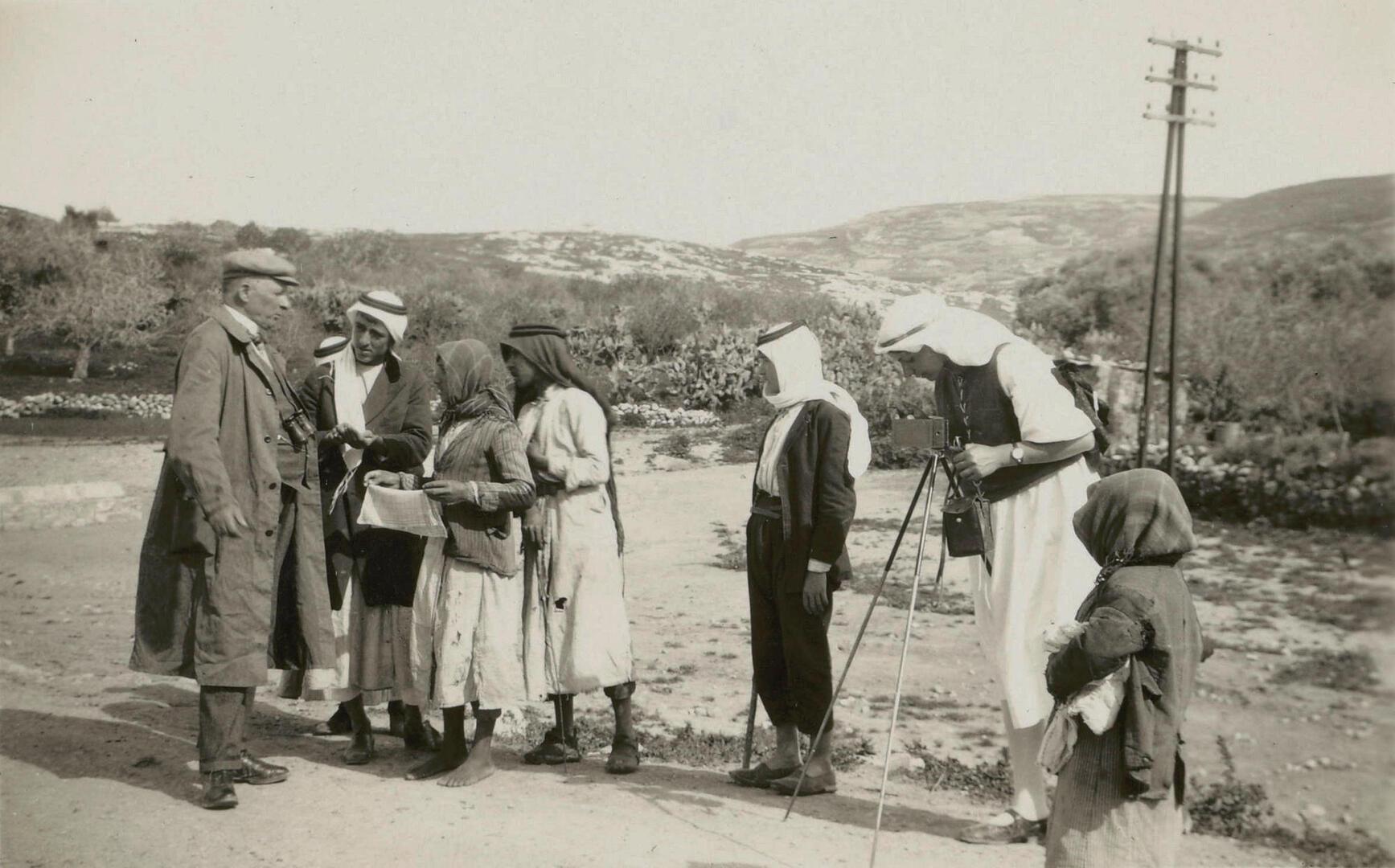 Eisenberg - Palästina - wohl um 1930 - Bild Landeskirchliches Archiv Stuttgart.jpg