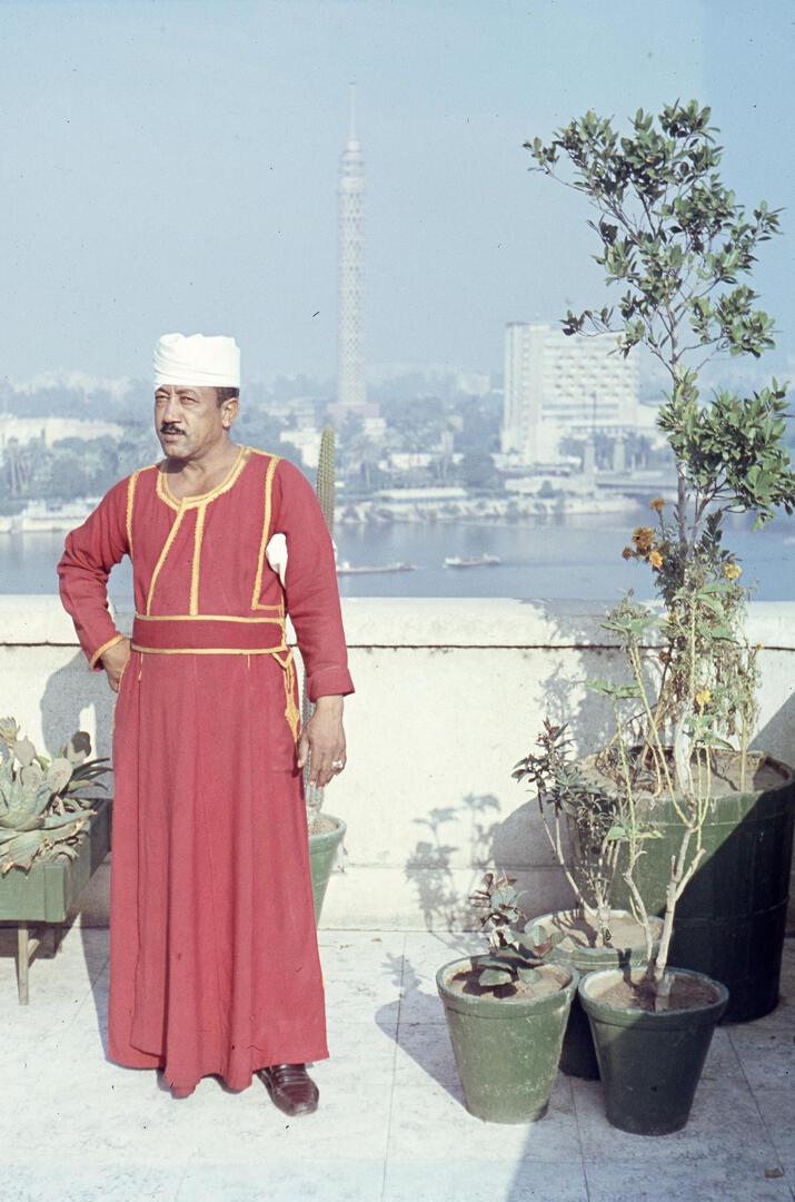 Hildegard Schneider - Kairo - Bild Dokumentationszentrum Alltagskultur DDR Eisenhüttenstadt.jpg