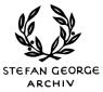Stefan George Archiv in der Württembergischen Landesbibliothek