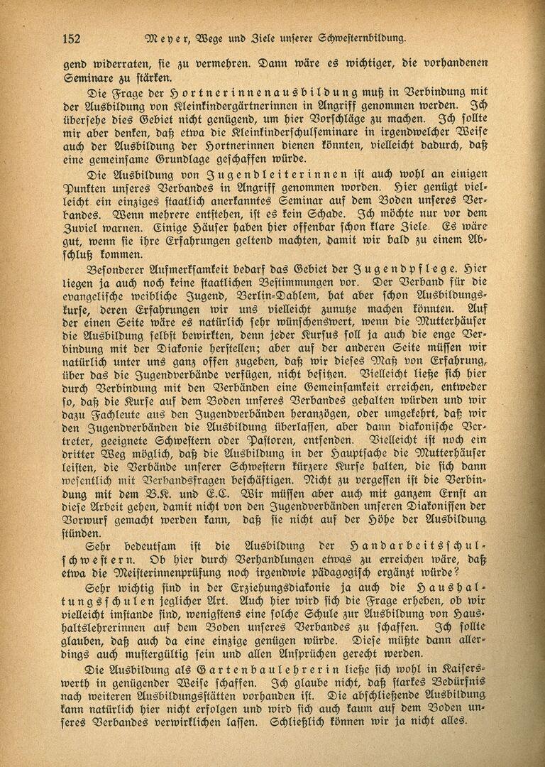 Ausbildung 3_Die Diakonisse 1927_Vortrag_Wege und Ziele unserer Schwesternbildung_Pastor Meyer, Seite 7.jpg