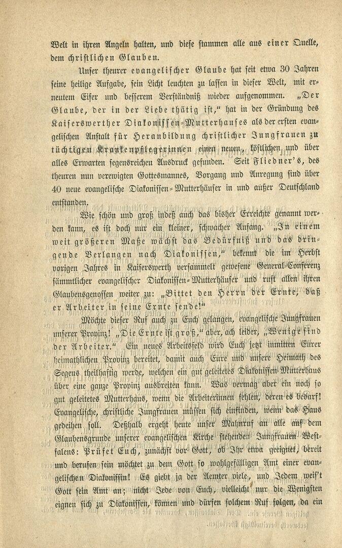 Bielefelder Sonntagsblatt 2. Mai 1869, Aufruf, Seite 2.jpg