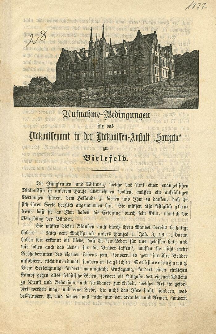 HAB Slg B II 11, 1_Aufnahmebedingungen 1877_Seite 1.jpg