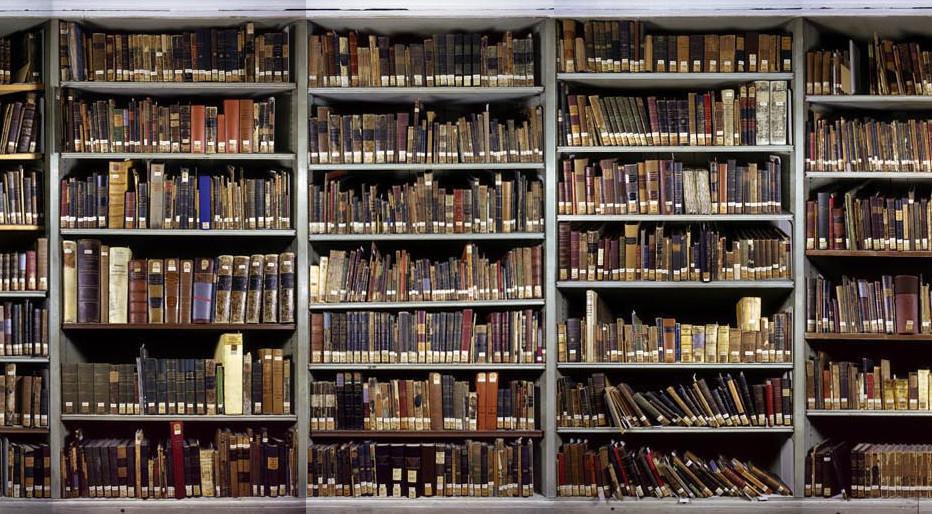 Quell-Bibliothek der Brüder Grimm von A bis Z (Ausschnitt)