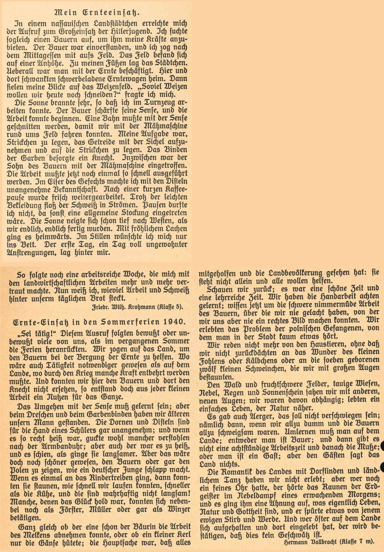 StA Al Blätter der Oberschule Dez 1940_8_Ernteeinsatz_komplett.jpg
