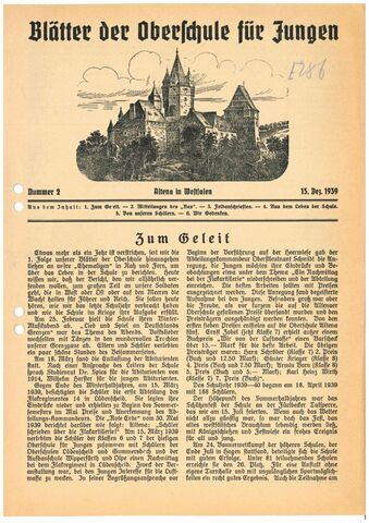 Seite 1 von StA Al Blätter der Oberschule Dez 1939.jpg