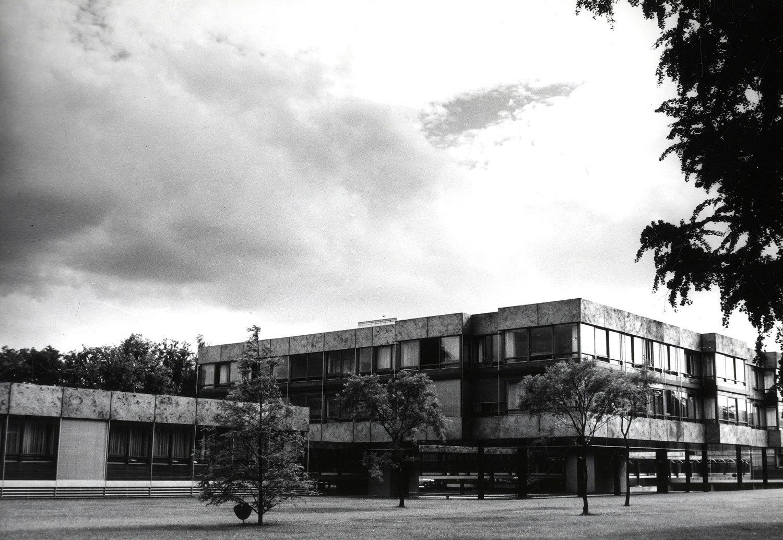 Der Neubau des Bundesverfassungsgerichts, 1969