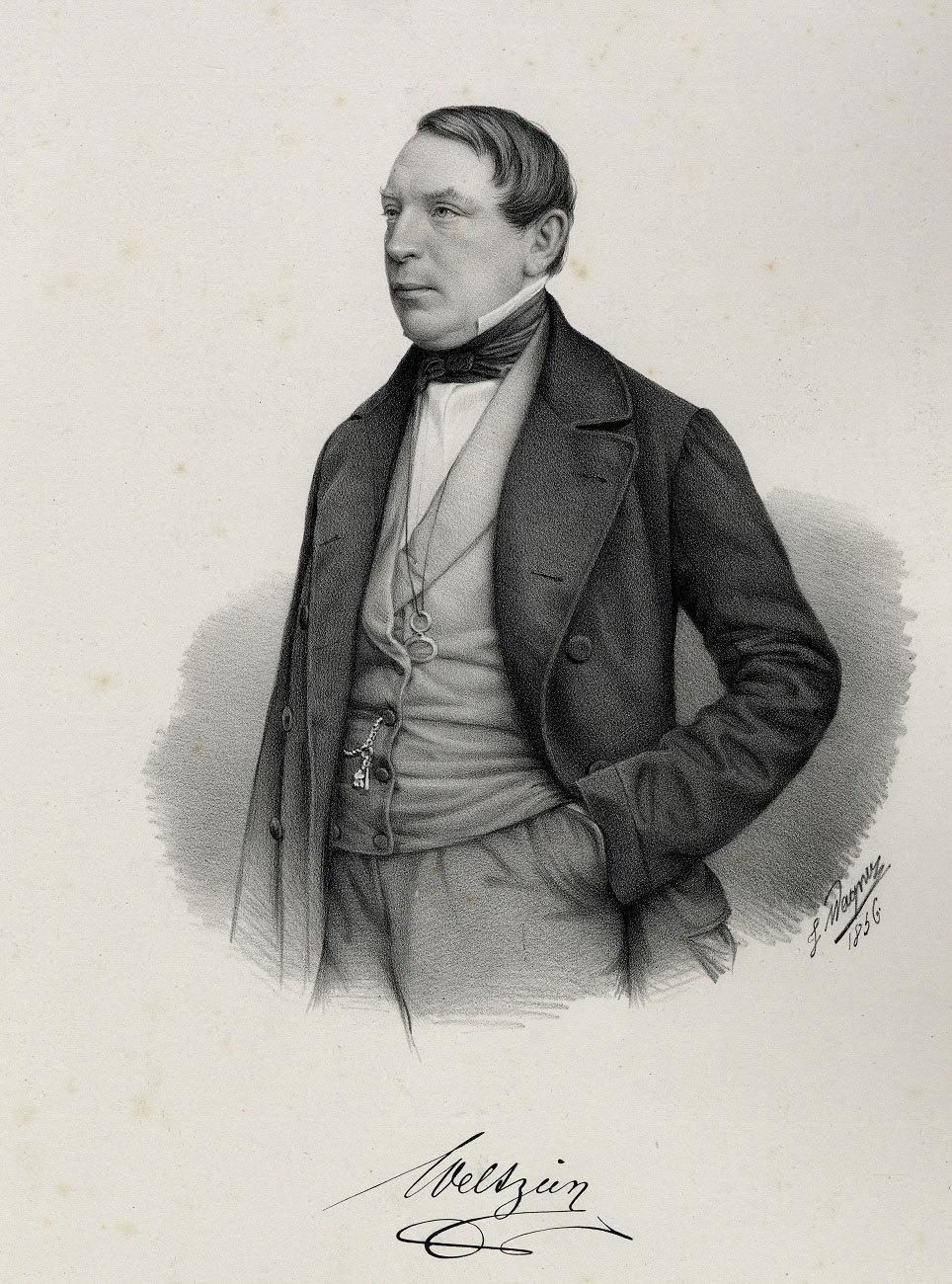 Carl Weltzien (1813–1870)