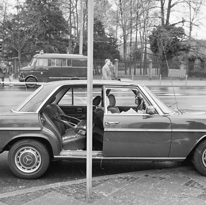 Anschlag auf Generalbundesanwalt Siegfried Buback (1920–1977), 1977