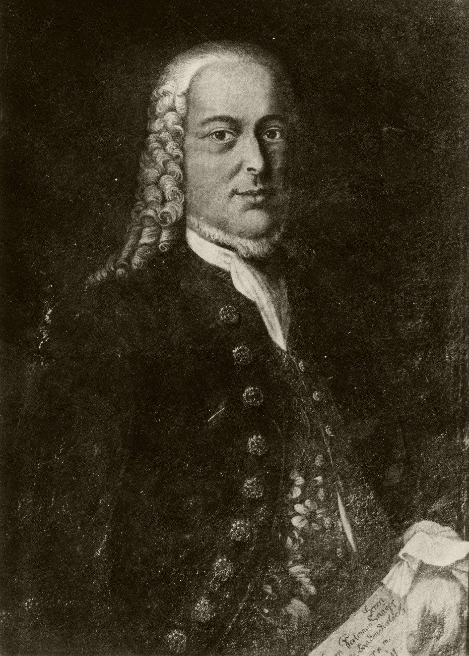 Judenschultheiß Salomon Meyer († 1774)