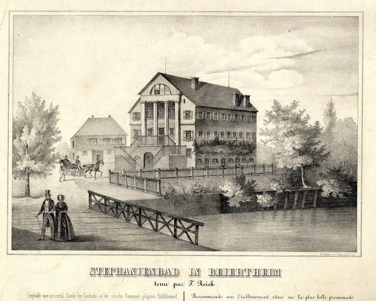 Das Stephanienbad