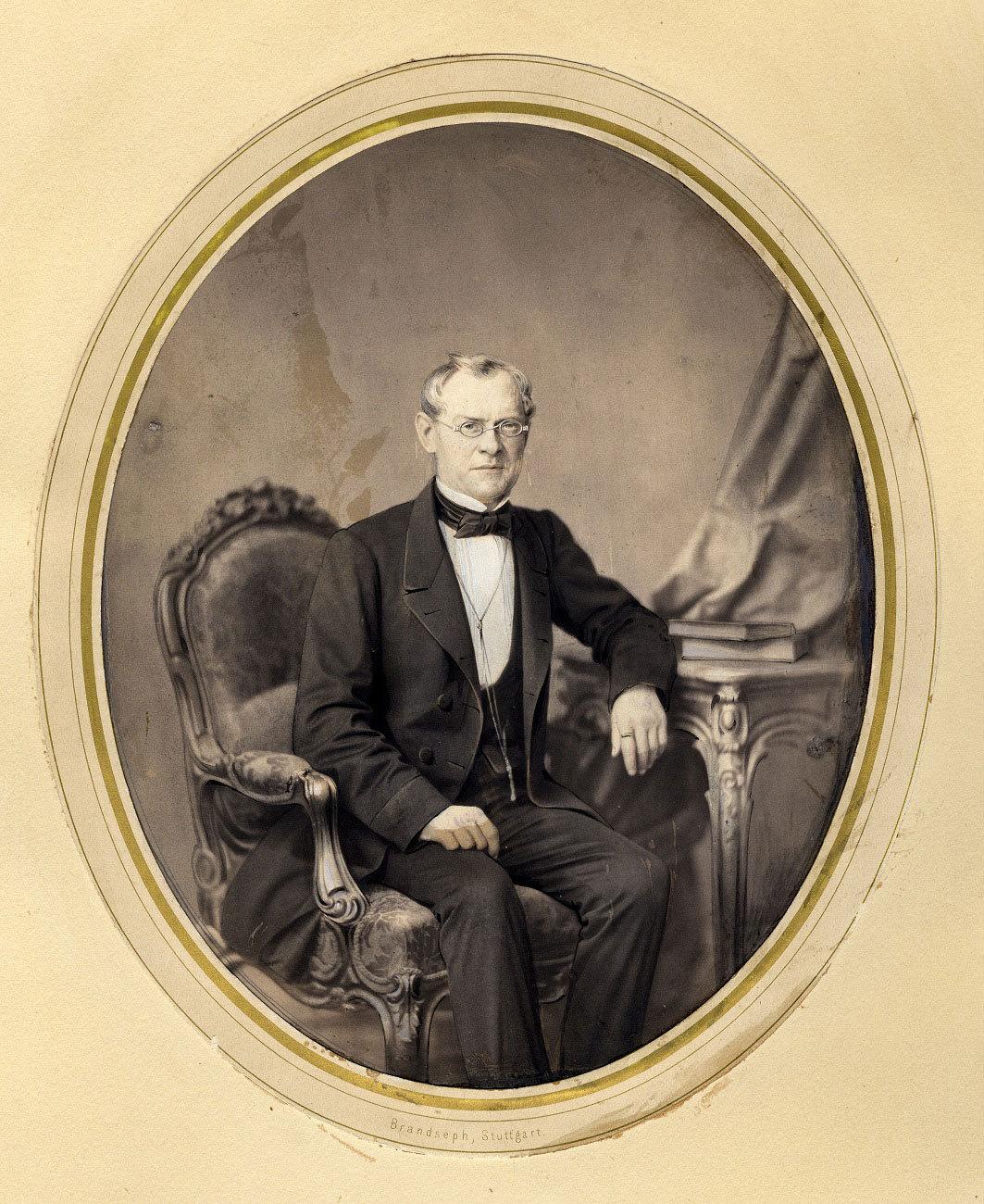 Anton von Stabel (1806–1880)