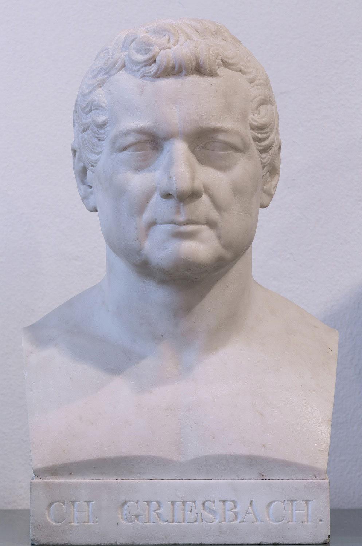 Wilhelm Christian Griesbach (1772-1838), 1838