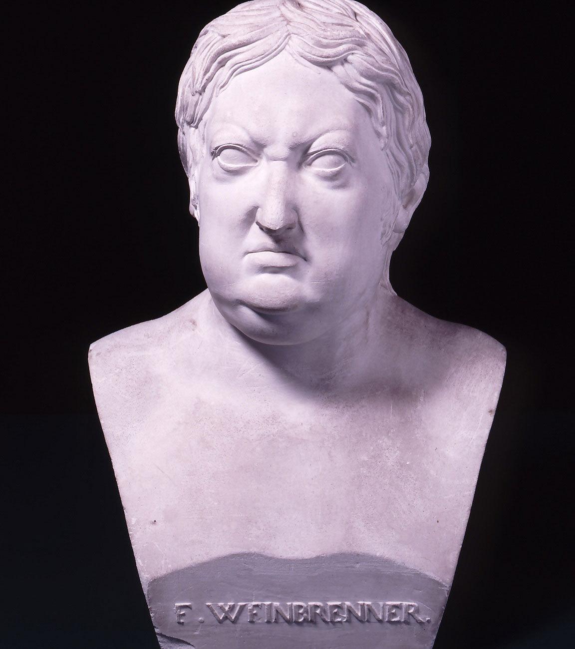 Johann Jacob Friedrich Weinbrenner (1776-1828), 1826