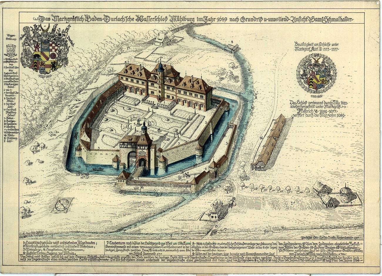 Schloss Mühlburg