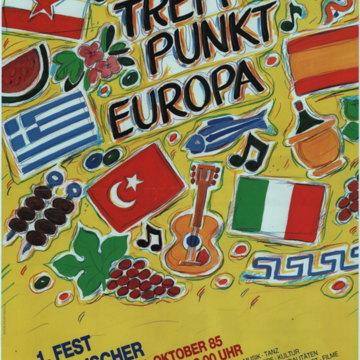 Plakat zum ersten Fest ausländischer Mitbürger, 1985.jpg