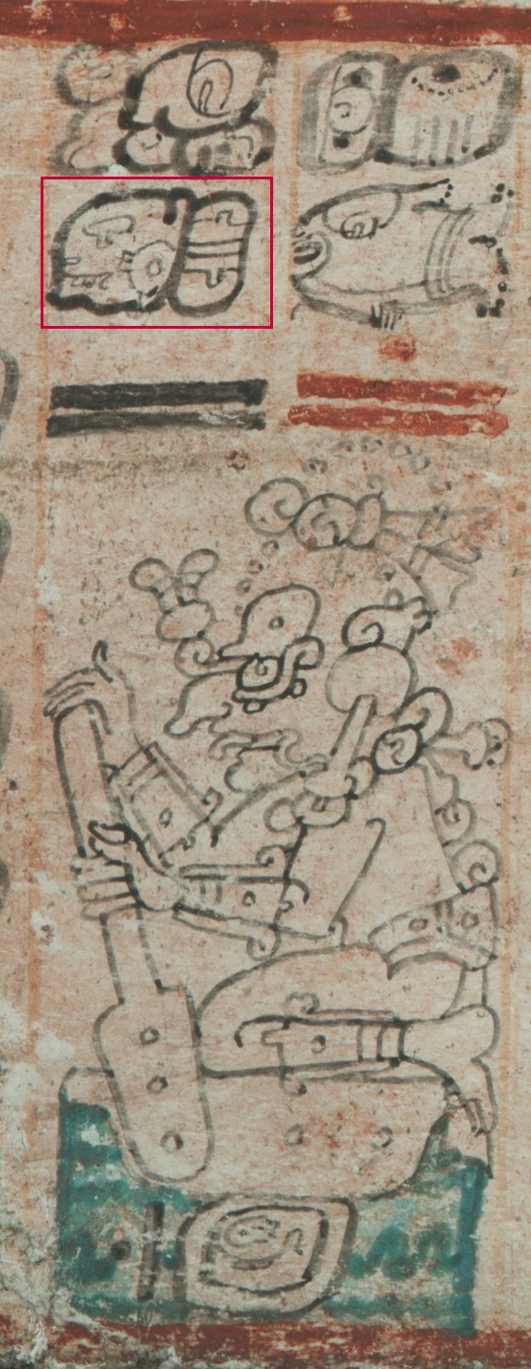 Codex Dresdensis: Regengott Chaak