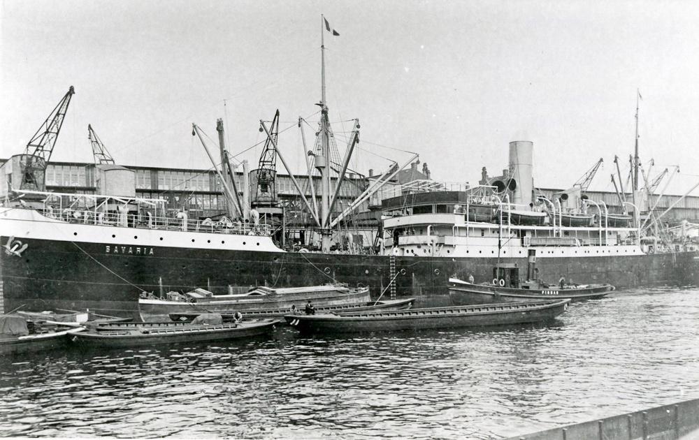 Schiff Bavaria
