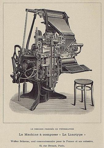 422px-Musée_des_métiers_de_l'imprimerie_-_Publicité_pour_La_Linotype(2).jpg